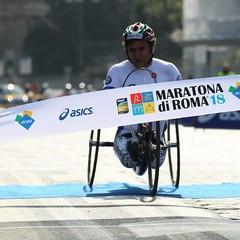 L'Asd festina lente! alla maratona di Roma