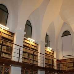 Inaugurazione della biblioteca capitolare Finya