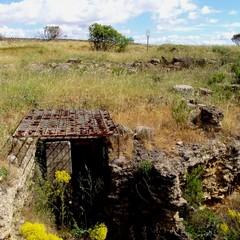 Degrado parco archeologico