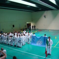 Saggio finale karate