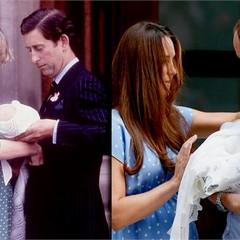 Luglio - Royal Baby, Kate come Diana 31 anni dopo