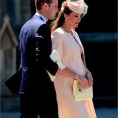 Giugno - Alle celebrazioni per i 60 anni di regno di Elisabetta