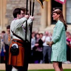 Al Queen's Scout Awards, celebrazioni per l'ordine degli Scout