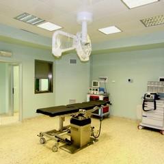 Ospedale della murgia, interni
