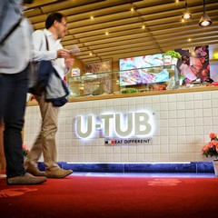 U-Tub in Fiera