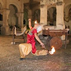 Cena medievale, 16 Settembre 2016