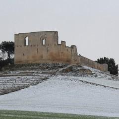 Castello svevo neve Gravina
