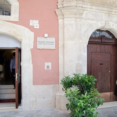 Inaugurazione palazzo Popolizio