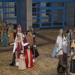 Gran finale della XIV^ Edizione del Raduno dei Cortei Storici