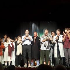 "Compagnia ""Volti dal Kaos"" al Teatro VIDA"