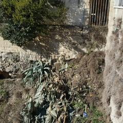 Atti vandalici a San Michele delle Grotte