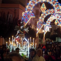 Processione San Michele Arcangelo 2016