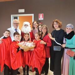 "Canti di Natale ""D.S. Valerio""- Ospedale Perinei"