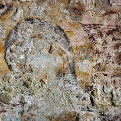affreschi chiesa grotta dell'Angelo