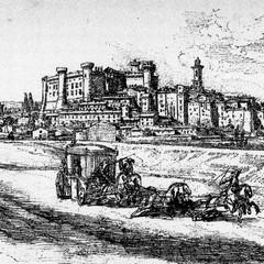 Bracciano e castello Orsini