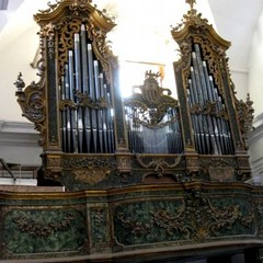 Canne di Facciata Organo chiesa del Purgatorio