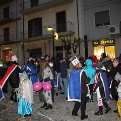 Carnevale 2018 a Gravina