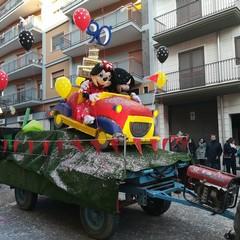 sfilata carri carnevale 2019