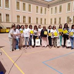 """progetto """"Carta dei diritti della Bambina""""- Fidapa"""