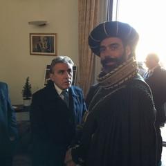Cerimonia inaugurale Fiera San Giorgio