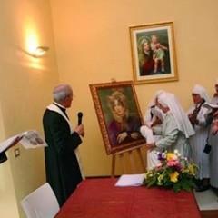 Cerimonia di benedizione e inaugurazione di Casa Orsini