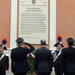 Passeggiando con la storia- Carabiniere Antonio Bonavita