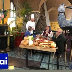 La cucina di Gravina in tv