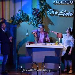 Ore Liete- Compagnia Colpi di Scena- teatro Vida