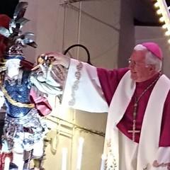 consegna chiavi vescovo