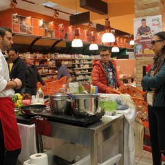 CookingShow all'Ipersigma Divella