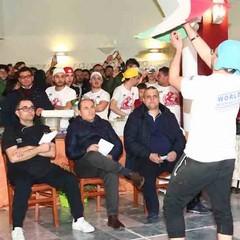 Domenico Epifani al 5° Campionato Mondiale di Pizza al Fungo