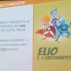 Don Saverio Valerio Premiazione