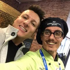 Fabrizio Lombardi- Fabrizio Wellness bar- a CasaSanremo