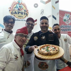 """Fabrizio Lombardi -Wellness bar- al """"Tutto Pizza"""""""