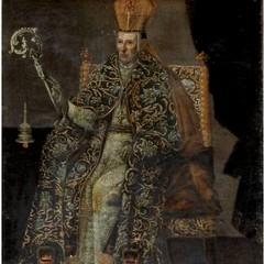 Foto Mons Domenico Cennini Dipinto nella Sagrestia della basilica cattedrale di Gravina
