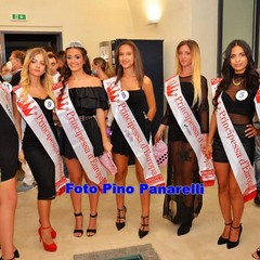 concorso miss principessa d'Europa- FOto Pino Panarelli