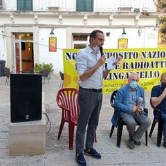 Giuseppe Lapolla comitato no scorie