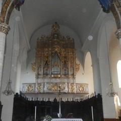passeggiando con la storia- organo cattedrale
