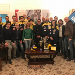Comune premia Casareale Volley