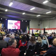 Inaugurata la 724^ edizione della Fiera San Giorgio di Gravina