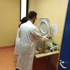 inuagurazione unità medicina trasfusionale