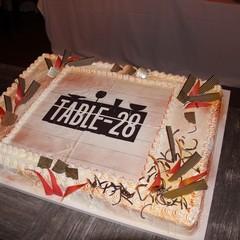 Inaugurazione Table 28