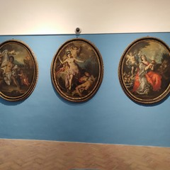 inaugurazione pinacoteca fondazione Santomasi