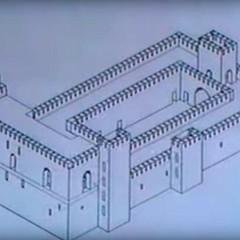 Ipotesi di ricostruzione del Castello federiciano Foto