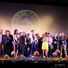 Presentazione nuova stagione 2017/2018 della Magis Sport