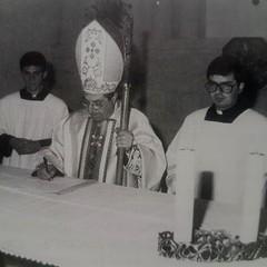 Mons. Pisani riconsacra chiesa Sant'Emidio