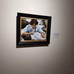 mostra pittori gravinesi- s. sofia