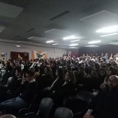 notte liceo classico Tarantino