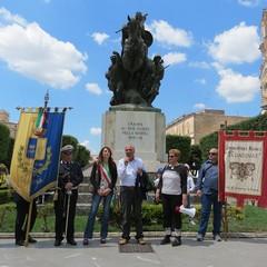 """Il Centro Studi """"Nundinae"""" onora i caduti della Grande Guerra"""
