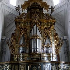 Organo chiesa San Francesco